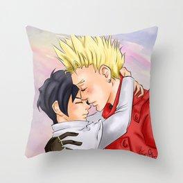 Sound Life Throw Pillow