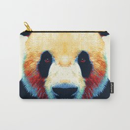 Panda - Colorful Animals Carry-All Pouch