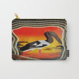Aborignal Art #1 Carry-All Pouch