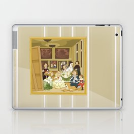 The Maids of Honour by Velázquez (Las Meninas)  Laptop & iPad Skin