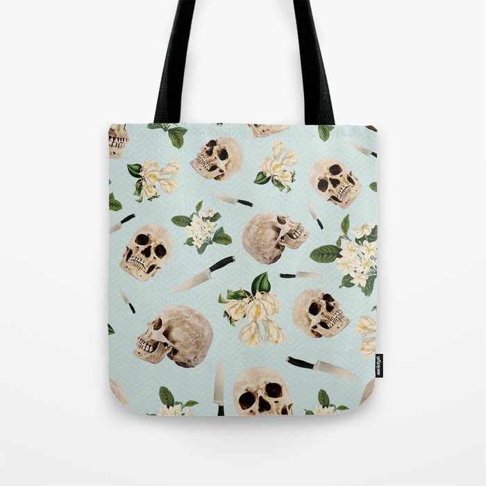 Hamlet's final romance Tote Bag
