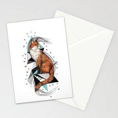 Foa the Fox Stationery Cards