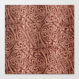 Celtic Warlord copper Canvas Print
