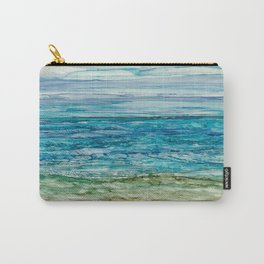 Ocean View Carry-All Pouch