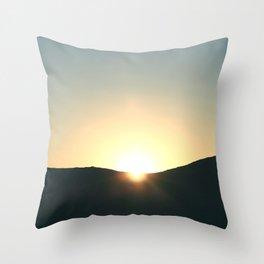 Sunrise #5 Throw Pillow