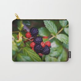 BLACK RASPBERRY Carry-All Pouch