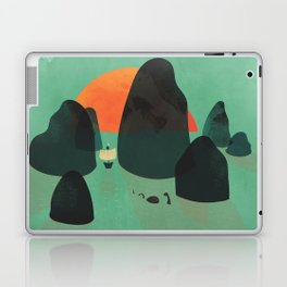 No one ever believed them... Laptop & iPad Skin