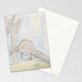 Pangolin Stationery Cards