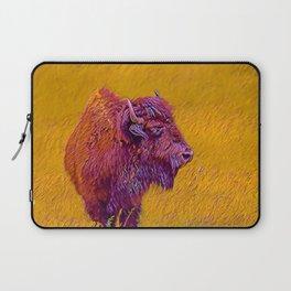 American Buffalo Laptop Sleeve