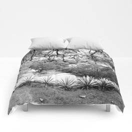 Oaxaca Mountain Comforters