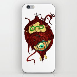 Ginger Toy iPhone Skin