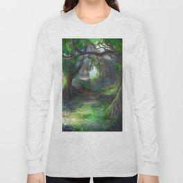 Elven Forest Long Sleeve T-shirt