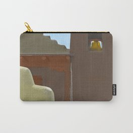 San Geronimo Mission - Taos Pueblo, New Mexico Carry-All Pouch