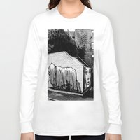 manchester Long Sleeve T-shirts featuring Manchester by Marcus Leoni