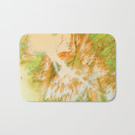 Country Girl Bath Mat