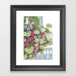 Hint of Summer Framed Art Print