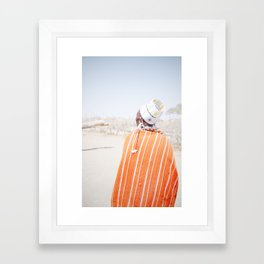 Maasai II Framed Art Print