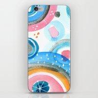 Bubbly Confetti iPhone Skin
