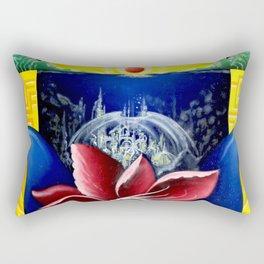 """Generate"" by Adam France and Nick Scotella Rectangular Pillow"