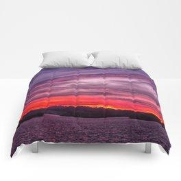 Lake Havasu Sunrise Comforters