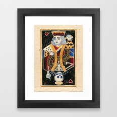 Cho-King. Framed Art Print