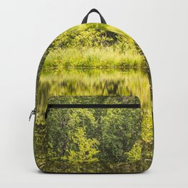 Green Backpack