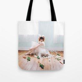 Wonderland II Tote Bag
