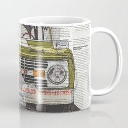 Bronco No.3 Coffee Mug
