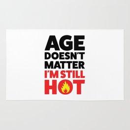 I'm still hot Rug