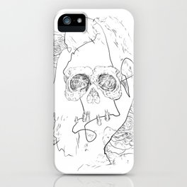They call me Cookie iPhone Case