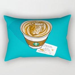 Trumpkin Spice Latte Rectangular Pillow