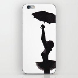 Dancing Ballerina iPhone Skin