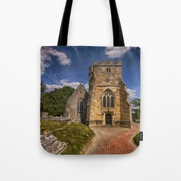St Mary Newick Tote Bag