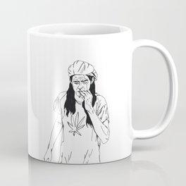 slater-san Coffee Mug