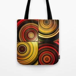 Fractured Ring 09 Tote Bag