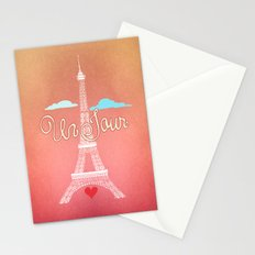 Un Jour Stationery Cards