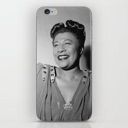Ella Fitzgerald iPhone Skin