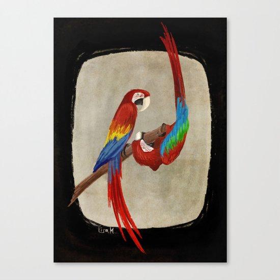 Geminate Canvas Print