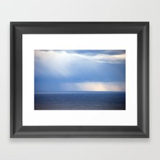 Sky and Sea 6635 Framed Art Print