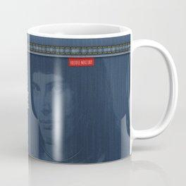 I Want To Break Free - Mercury on Blue Jeans Coffee Mug