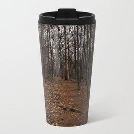 Warm Georgia Woods Travel Mug