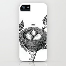 Nest iPhone Case