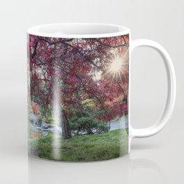 Japanese Maple Sunburst Coffee Mug