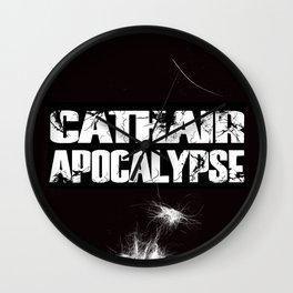 Cathair Apocalypse LOGO Wall Clock