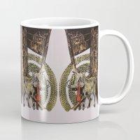 gore Mugs featuring Gore by Smokacinno