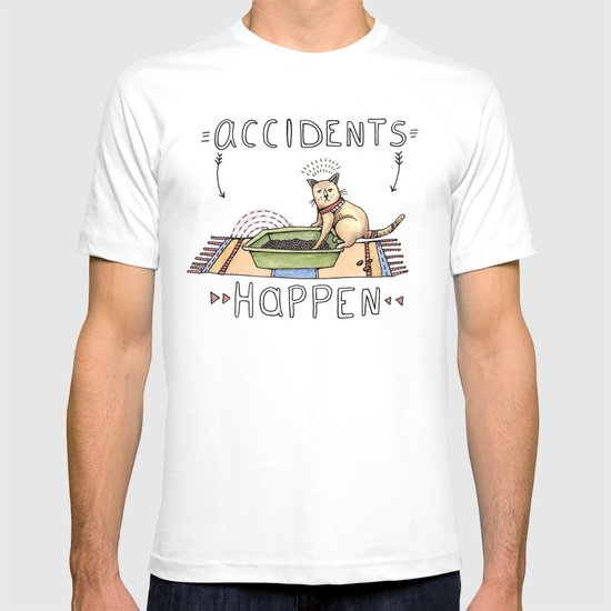 Accidents Happen T-shirt