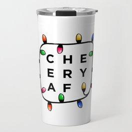 Cheery AF Travel Mug
