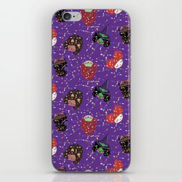 Hola Mijas Bonitas Halloween Candy  iPhone Skin