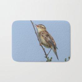 Sedge Warbler Bath Mat