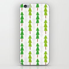 Forest Trees iPhone & iPod Skin